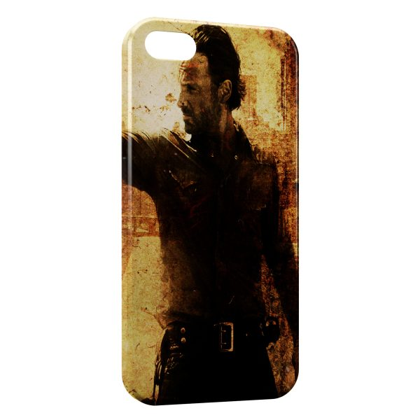 Coque iPhone 4 & 4S The Walking Dead 6