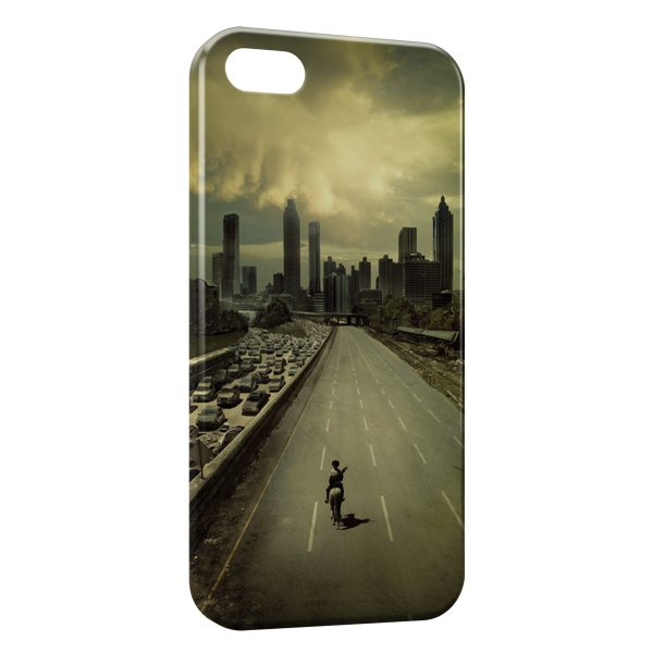 Coque iPhone 4 & 4S The Walking Dead