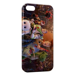 Coque iPhone 4 & 4S Toy Story