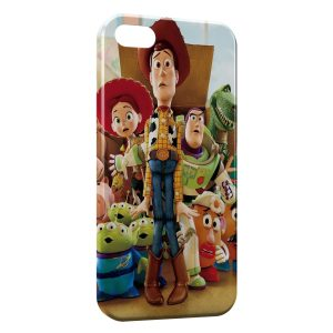 Coque iPhone 4 & 4S Toy Story Groupe