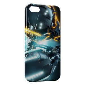 Coque iPhone 4 & 4S Tron Legacy