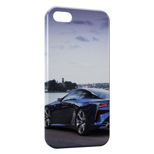 Coque iPhone 4 4S Voiture de Luxe 5 600x600
