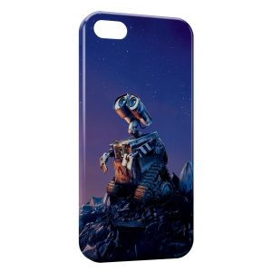 Coque iPhone 4 & 4S Wall-E