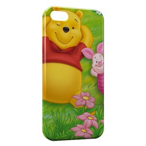 Coque iPhone 4 & 4S Winnie l'ourson