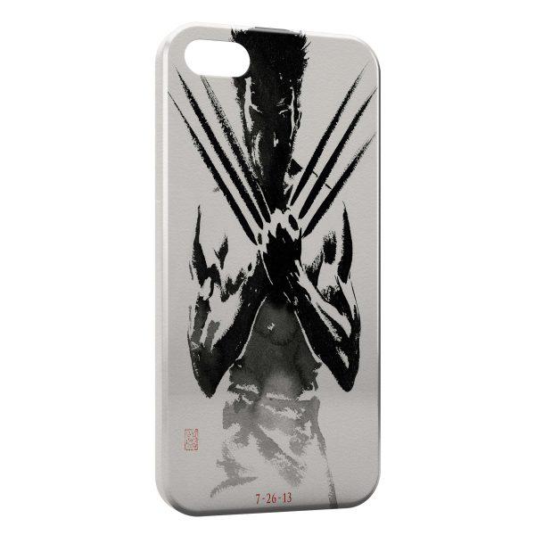 Coque iPhone 4 & 4S Wolverine