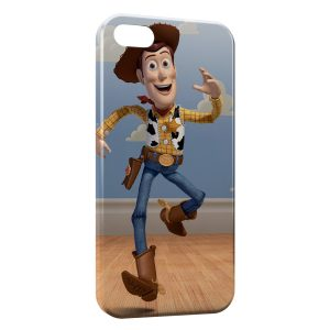 Coque iPhone 4 & 4S Woody Toy Story Cowboy