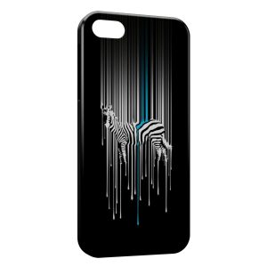 Coque iPhone 4 & 4S Zèbre Fashion Style