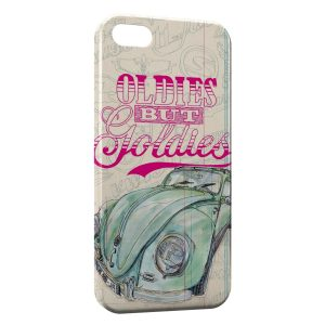 Coque iPhone 6 & 6S 3D 2 CV Vintage