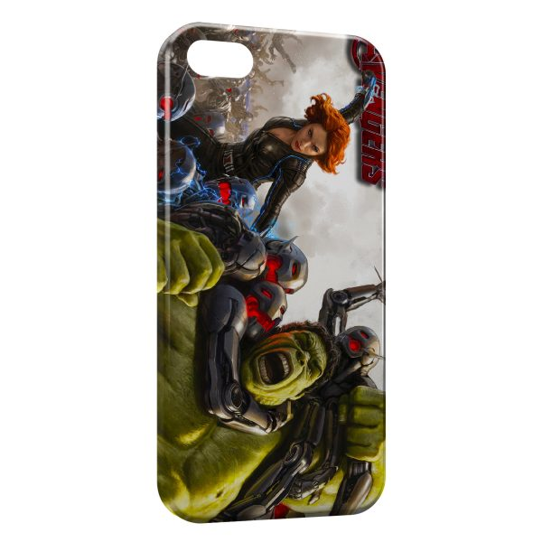 Coque iPhone 6 & 6S Advengers 4
