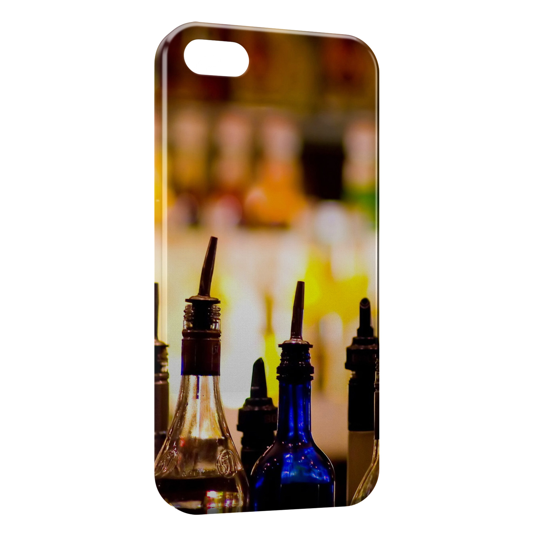 Coque iPhone 6 & 6S Alcool Cocktails