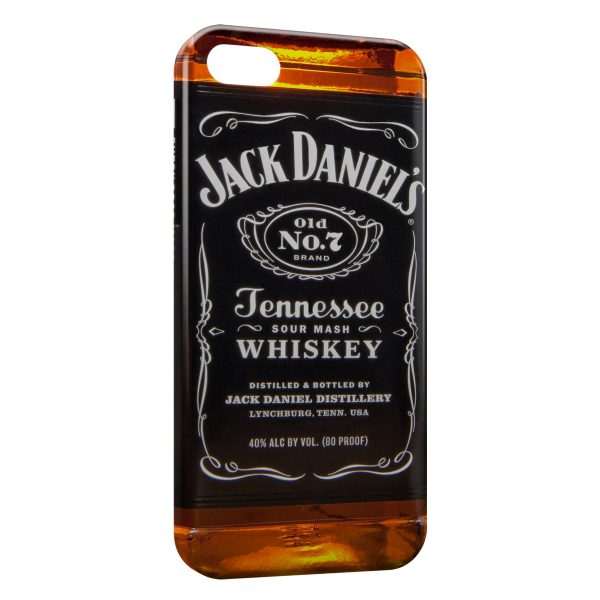 Coque iPhone 6 & 6S Alcool Jack Daniel's