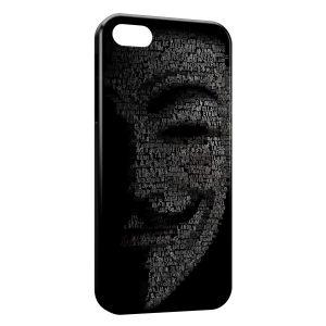 Coque iPhone 6 & 6S Anonymous 2