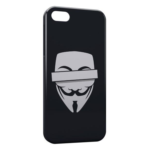 coque anonymous iphone 6