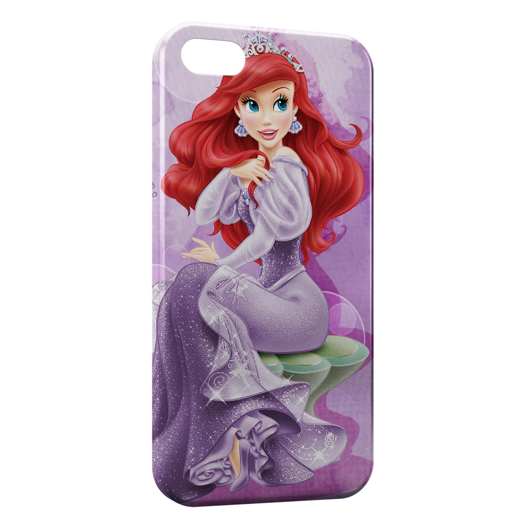 Coque iPhone 6 6S Ariel La Petite Sirène 3
