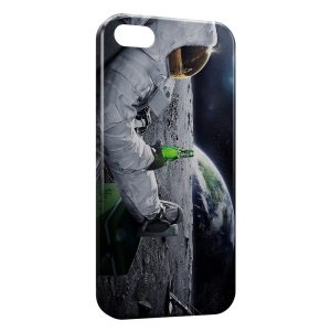 Coque iPhone 6 & 6S Astronaute Bière