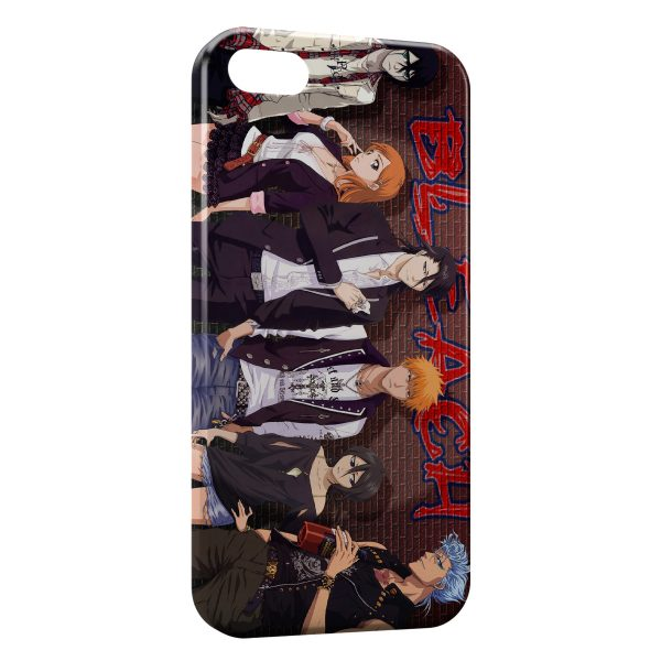 coque iphone 6 bleach