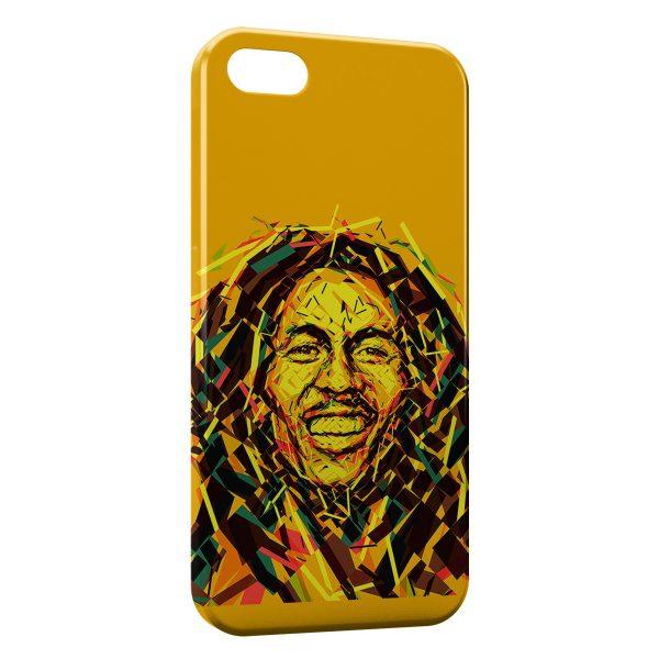 Coque iPhone 6 & 6S Bob Marley 5