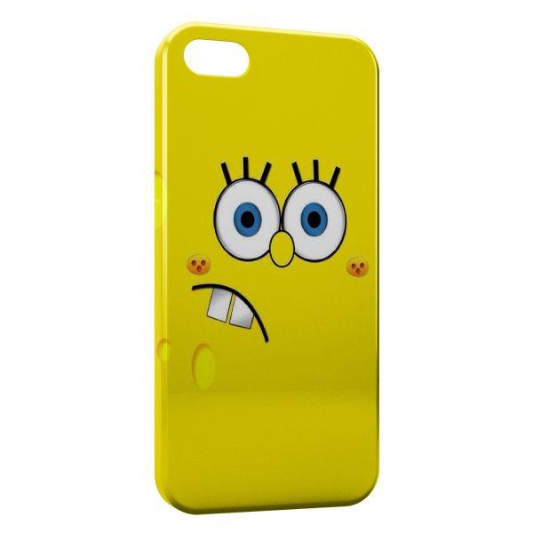 Coque iPhone 6 & 6S Bob l'eponge 8
