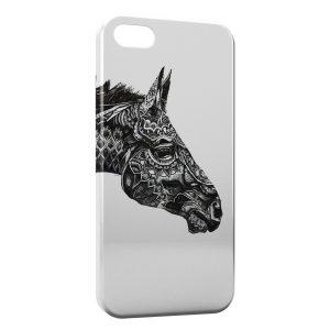 Coque iPhone 6 & 6S Cheval Design