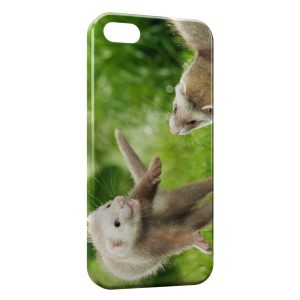 Coque iPhone 6 & 6S Furet Drôle Fufu Mignon