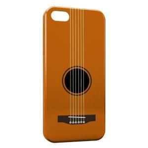 Coque iPhone 6 & 6S Guitare Cordes 2