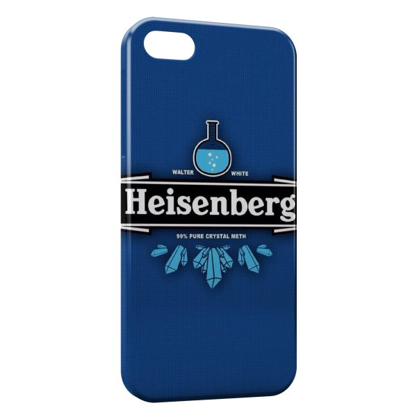 Coque iPhone 6 & 6S Heinsenberg Breaking Bad Pure Crystal Meth