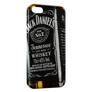 Coque iPhone 6 & 6S Jack Daniel's Black Design 3