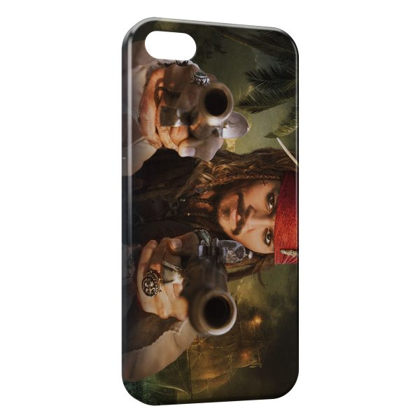 Coque iPhone 6 & 6S Jack Sparrow