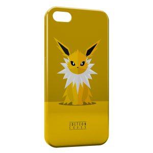 Coque iPhone 6 & 6S Jolteon Pokemon Simple Art