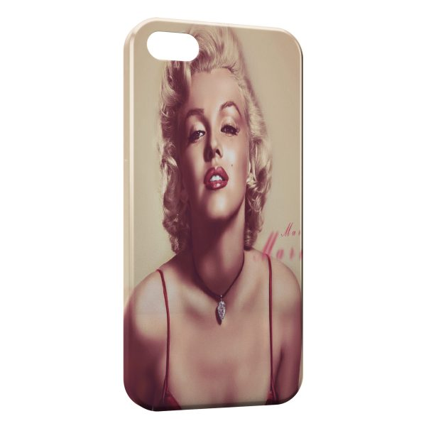 Coque iPhone 6 & 6S Marilyn 6