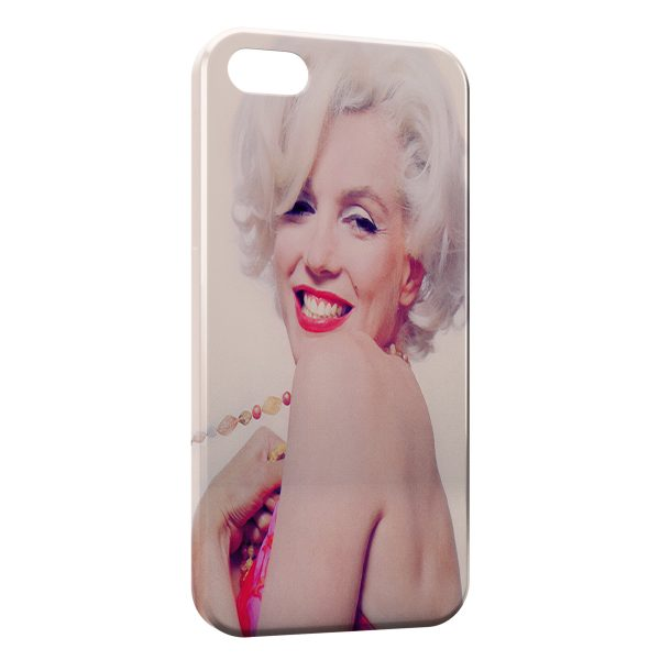 Coque iPhone 6 & 6S Marilyn
