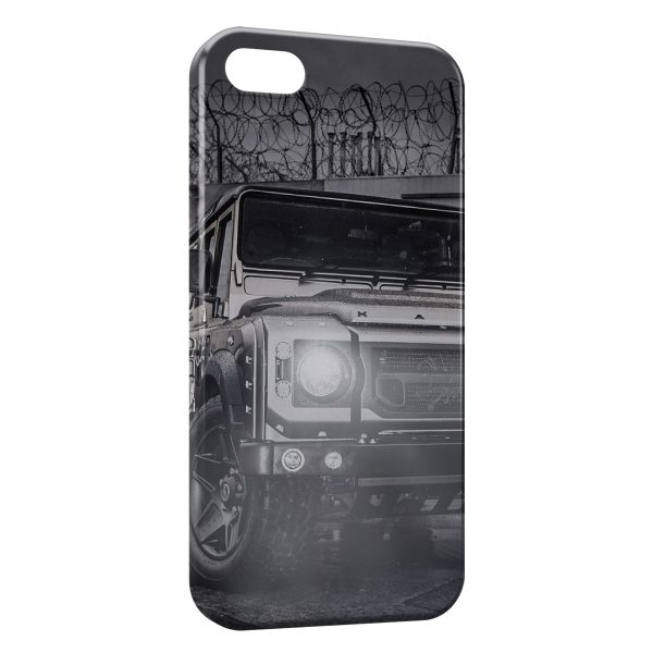 Coque iPhone 6 & 6S Off-road Land Rover Defender 4x4
