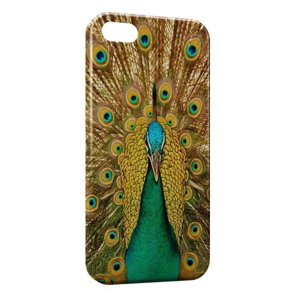 Coque iPhone 6 & 6S Paon