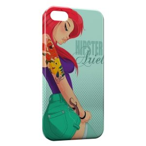 Coque iPhone 6 & 6S Pin up Ariel