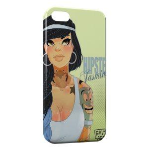 Coque iPhone 6 & 6S Pin up Jasmine Aladdin