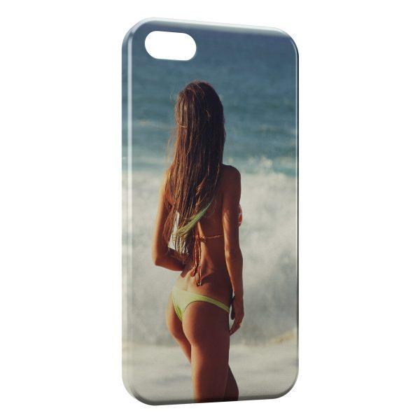 Coque iPhone 6 & 6S Plage & Bikini