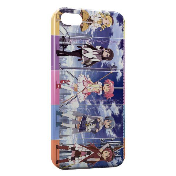 Coque iPhone 6 & 6S Puella Magi Madoka Magica Manga 6