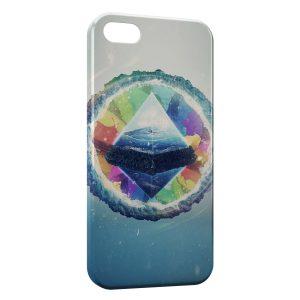 Coque iPhone 6 & 6S Pyramide Art Design 4