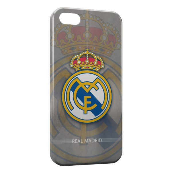 Coque iPhone 6 & 6S Real Madrid Football 10