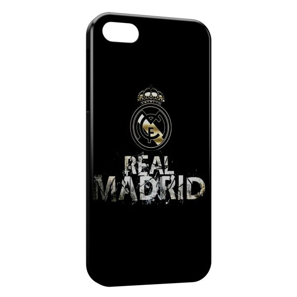 Coque iPhone 6 & 6S Real Madrid Football 3