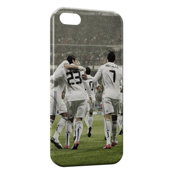 Coque iPhone 6 & 6S Real Madrid Ronaldo Cristiano Football