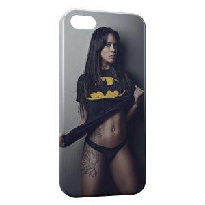 Coque iPhone 6 & 6S Sexy Girl Batman