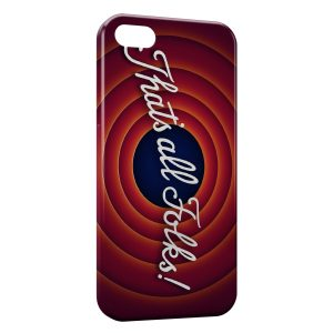 Coque iPhone 6 & 6S That's all Folks