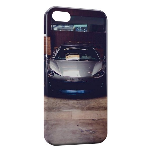 Coque iPhone 6 & 6S Voiture de luxe