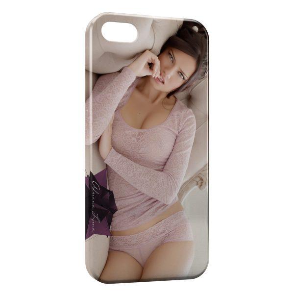 Coque iPhone 7 & 7 Plus Adriana Lima