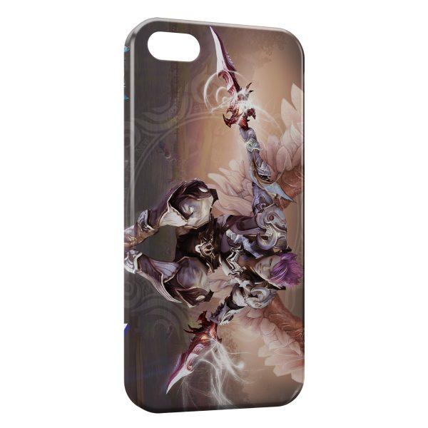 Coque iPhone 7 & 7 Plus Aion Game