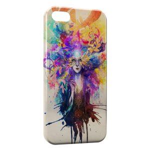 Coque iPhone 7 & 7 Plus Angel colors