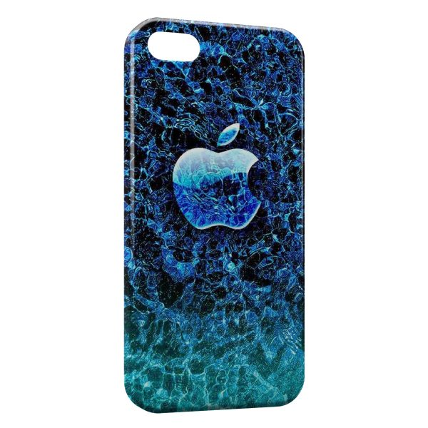 Coque iPhone 7 & 7 Plus Apple under Water