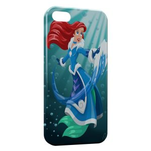 Coque iPhone 7 & 7 Plus Ariel La Petite Sireine Art