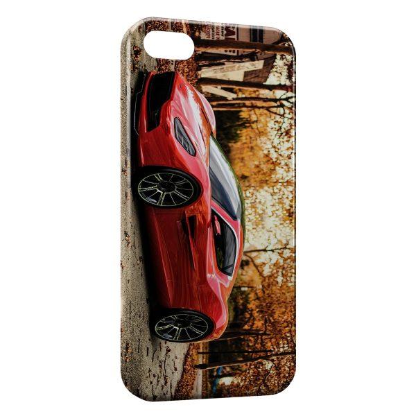 Coque iPhone 7 & 7 Plus Aston Martin DBC Concept